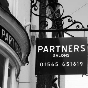 Partners knutsford salon