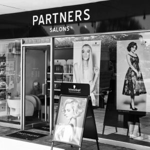 Partners poynton salon
